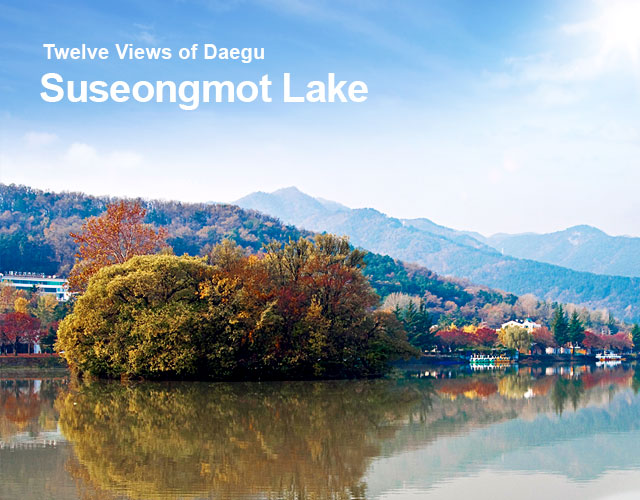 Twelve Views of Daegu Suseongmot Lake